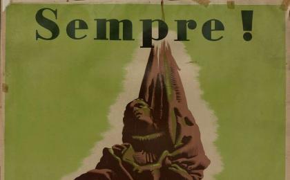 Cartell de Ricard Fàbregas (finals de 1937 o principis de 1938). AHCB.